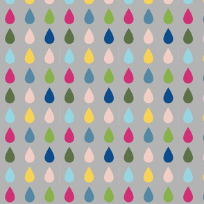 Raindrops_simple_multi_on_grey_spring_17