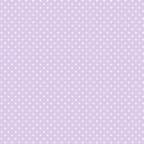 hedgehog polkadot purple fabric by heleenvanbuul on Spoonflower - custom fabric
