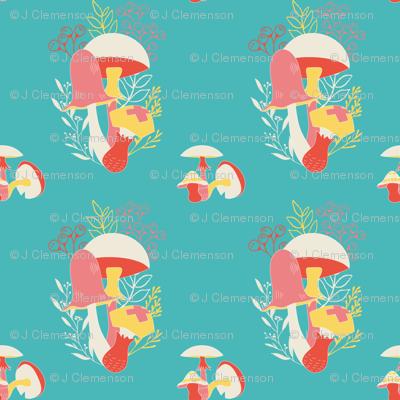 Mushroom cluster 3