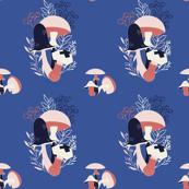 Mushroom cluster 5