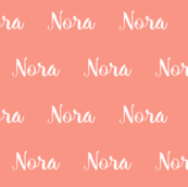custom name fabric
