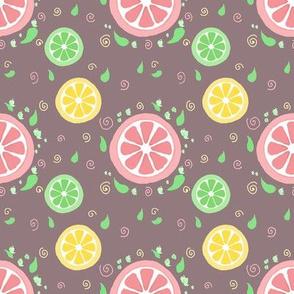 Playful lemons