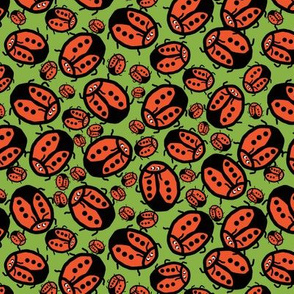 Invasion of the Ladybugs 4