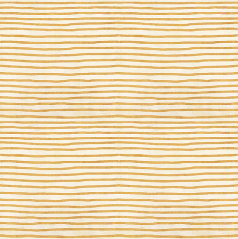 mustard stripe fabric by katherine_quinn on Spoonflower - custom fabric