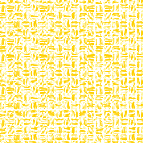 Cheerful - Weave fabric by malibu_creative on Spoonflower - custom fabric