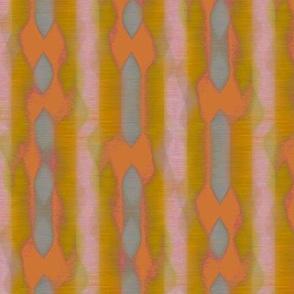 Alpine Stripe (Orange)
