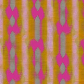 Alpine Stripe (Pink)