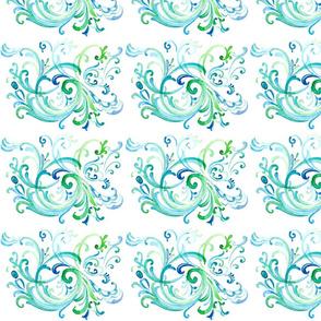 Aqua Rosemal