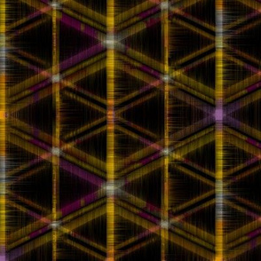 Tribal Geometry (Black)