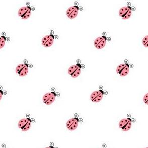 ladybug || pink (45)