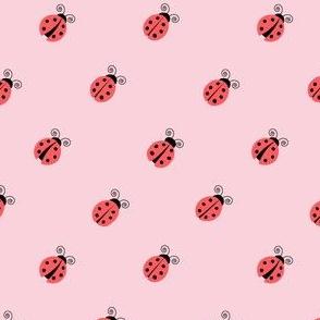 ladybug red on pink (45)