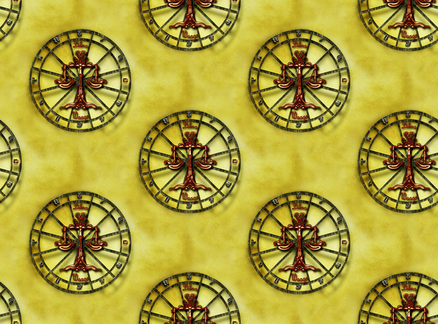 libra 2 fabric by stofftoy on Spoonflower - custom fabric