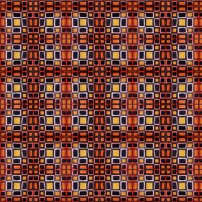 retro squares medium