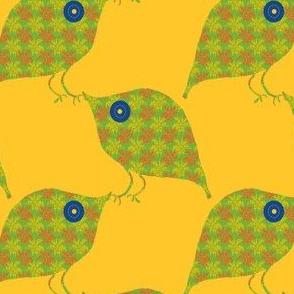 Lily Bird 1