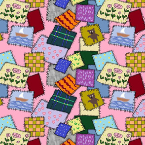 Patchwork for Ragdoll