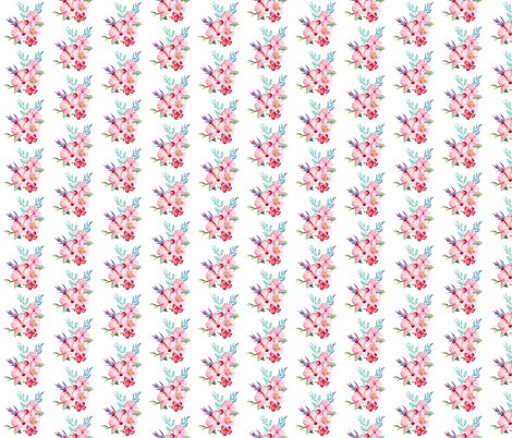 """2"""" SURFER GIRL / MIX & MATCH fabric by shopcabin on Spoonflower - custom fabric"""