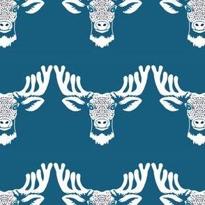 Deerly Antwerp Blue sewindigo