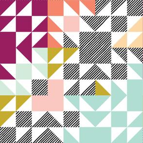 leonora puzzle wholecloth