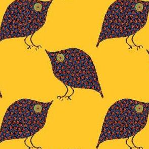 Ladybug Bird 3