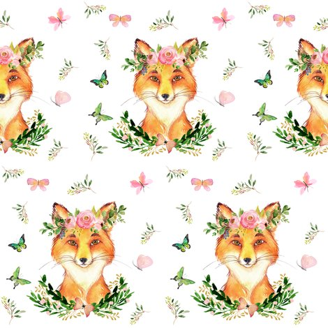 Rwoodland_fox_in_the_spring___white_shop_preview
