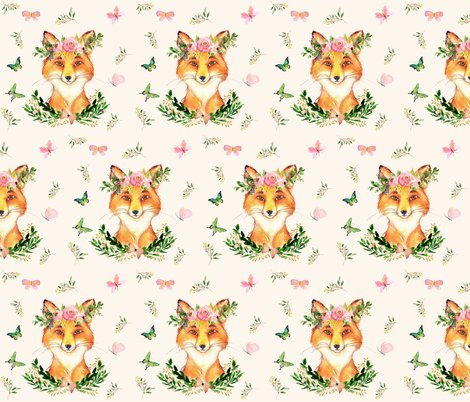 Rwoodland_fox_in_the_spring___ivory_shop_preview