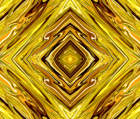 LE - Liquid Earth Diamonds on Point, large fabric by maryyx on Spoonflower - custom fabric