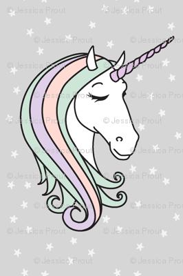 unicorn || pastel