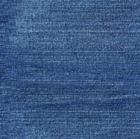 faux denim solid fabric by littlearrowdesign on Spoonflower - custom fabric