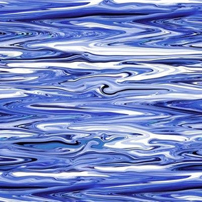 Liquid Ice Floe, CW small
