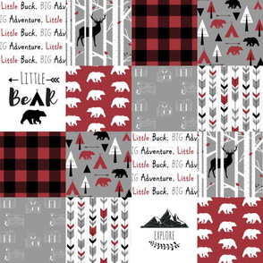 The_Woodsman_Cheater_Quilt