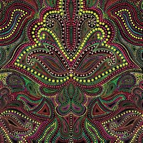 Magic carpet ride paisley