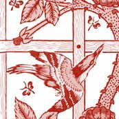 Rthe_william_morris_collection___birds_on_a_trellis___turkey_red_and_white____peaocoquette_designs___copyright_2017__shop_thumb