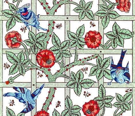 Rthe_william_morris_collection___birds_on_a_trellis___vivid____peaocoquette_designs___copyright_2017__shop_preview
