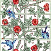 Rthe_william_morris_collection___birds_on_a_trellis___vivid____peaocoquette_designs___copyright_2017__shop_thumb