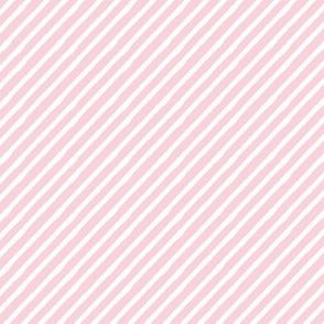 ladybug light pink stripe