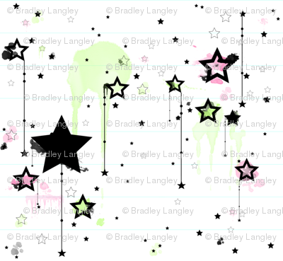 Seeing Stars- Limeberry