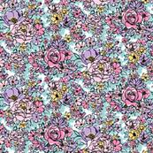 Fifties Floral