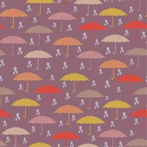 Rainy Day Parade Umbrellas