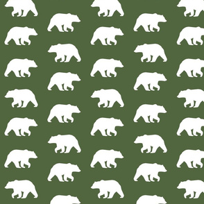 Bear Hike // Timber Green