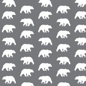 Bear Hike // Smokey Mountain Grey