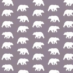 Bear Hike // Lilac