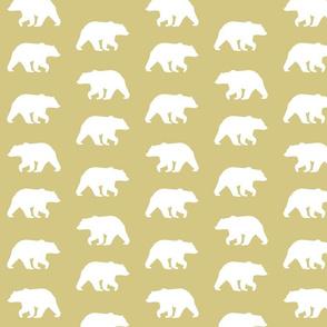 Bear Hike // Mustard
