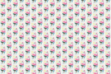 I Love You fabric by wildflowerfabrics on Spoonflower - custom fabric