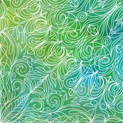 springtime mandala