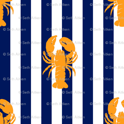 lobster_pumpkin_on_navy_stripe