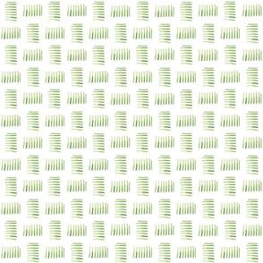 Green Line Watercolor deer_coordinate_1