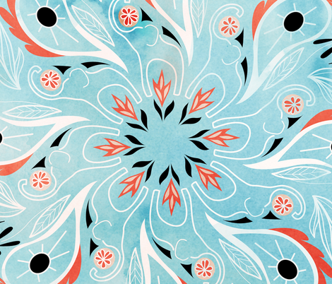 tapestry_final fabric by kendrabosse on Spoonflower - custom fabric
