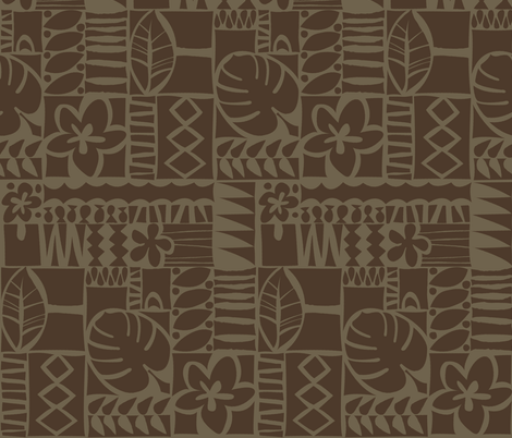 Huambo fabric by theaov on Spoonflower - custom fabric