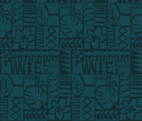 Misti fabric by theaov on Spoonflower - custom fabric