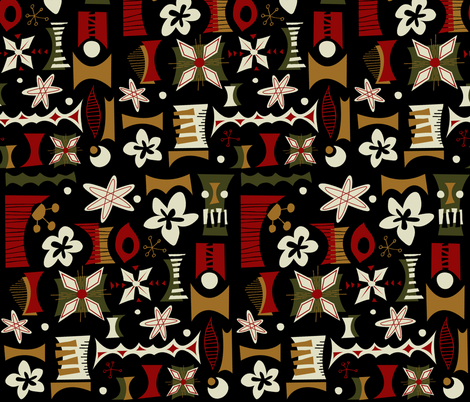 Koro fabric by theaov on Spoonflower - custom fabric